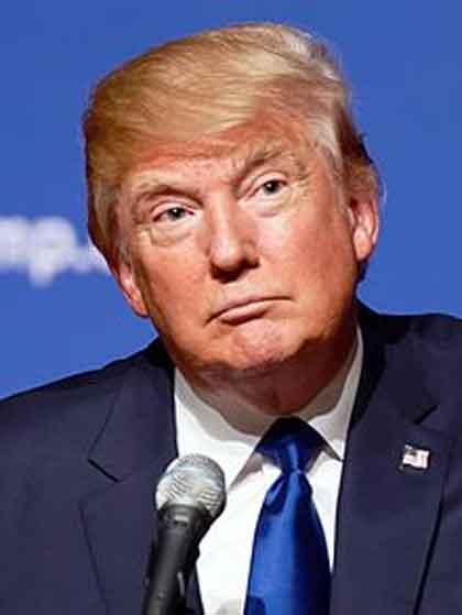 Presidente Trump e a incoerência.