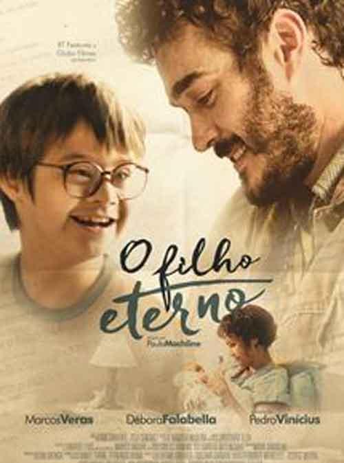 O Filho Eterno. Cartaz do filme.