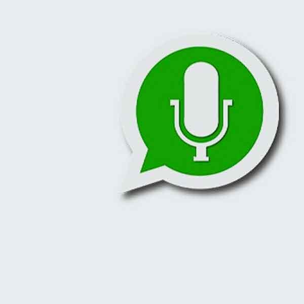 Falar ou escrever pelo Whatsapp?