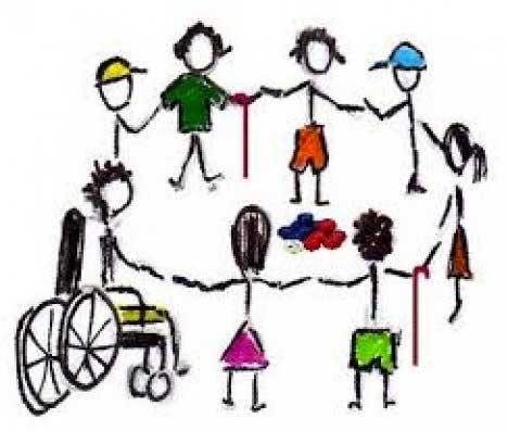 Proposta de inclusão escolar.